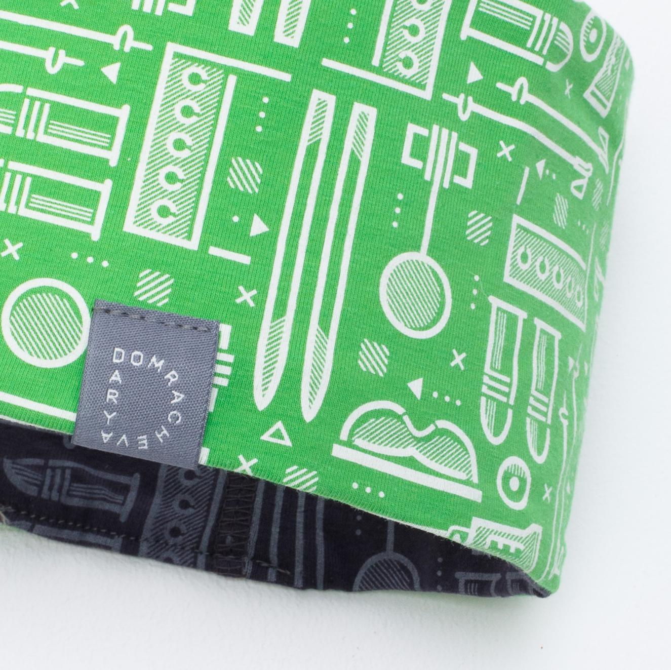 (RU) Тест-драйв повязки, бафа и шапочки