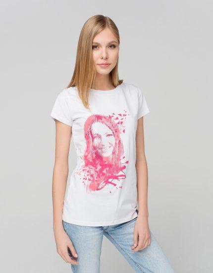 T-shirt DD Pink
