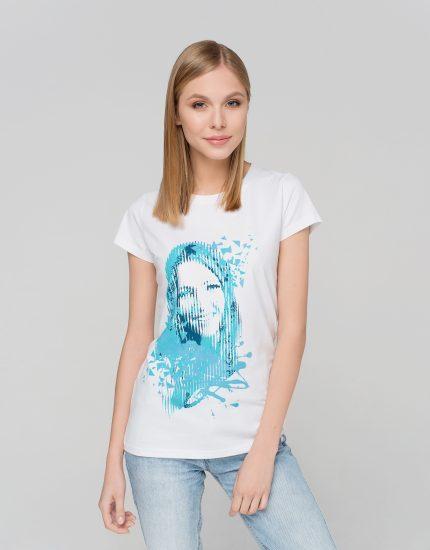T-shirt DD Blue