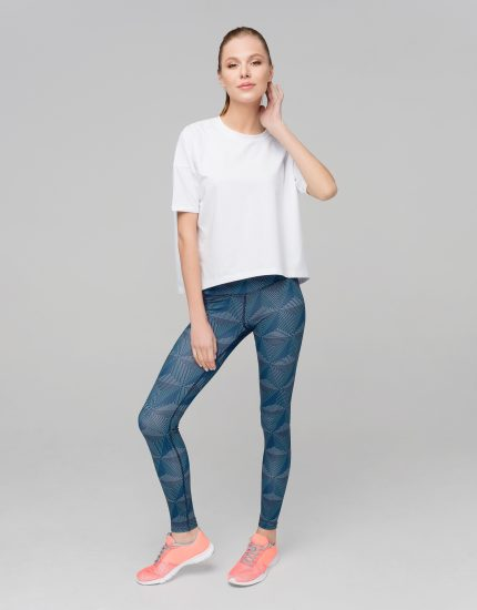 Leggings Blue Star