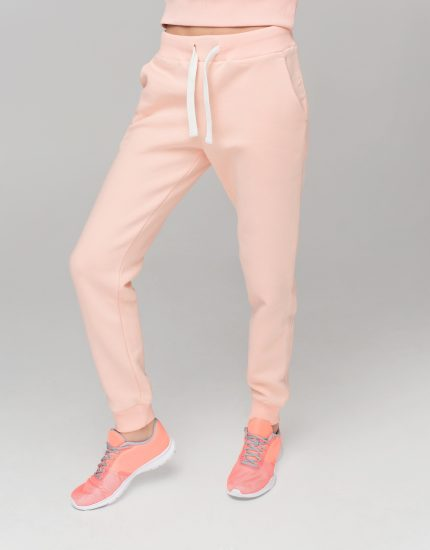 Trousers Peach Puff