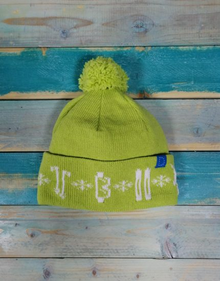"Hat ""Winter"" Lime"