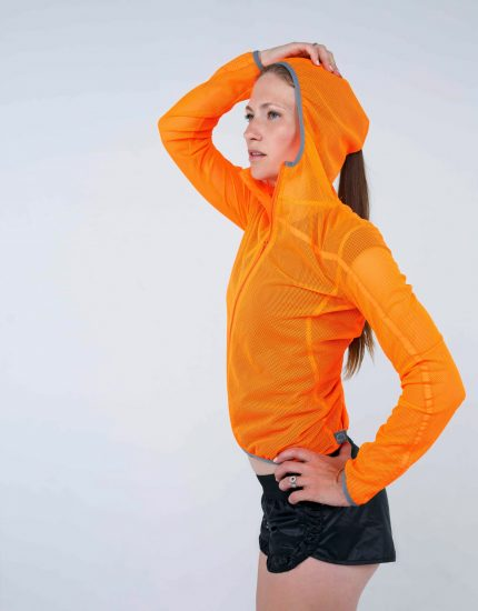 Jacket Shadow orange