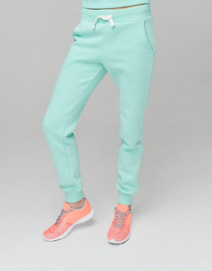 Trousers Green Mint