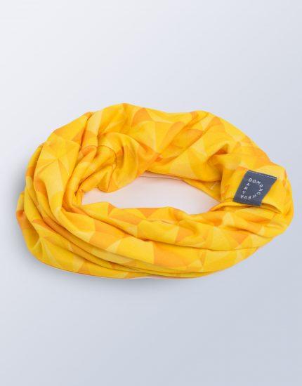 Баф Yellow Crystal