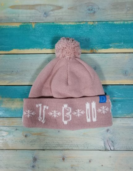 "Hat ""Winter"" Pink"