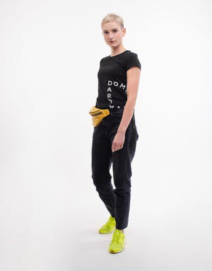 T-shirt DaDo Black
